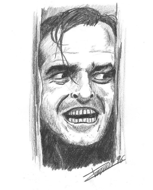 «The Shining», por Ramón Castells