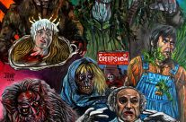 «Creepshow», por Jose Antonio Méndez