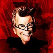 «Stephen King», por Karol Scandiu