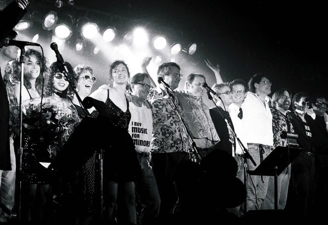 Vuelven los Rock Bottom Remainders