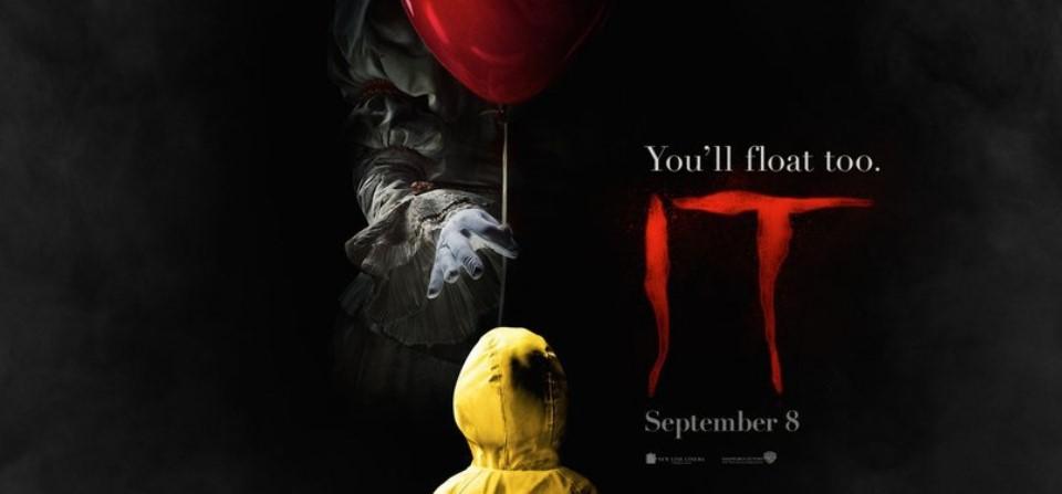 IT: trailer, póster y entrevista