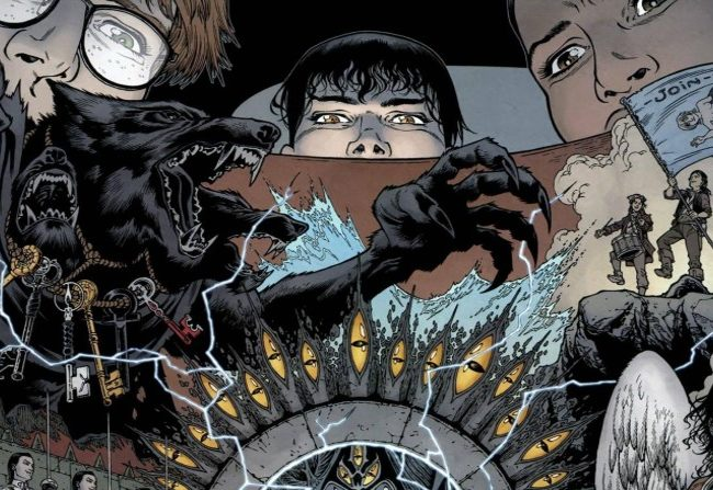 Andy Muschietti dirigirá Locke & Key