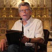 Stephen y Owen King promocionan Sleeping Beauties