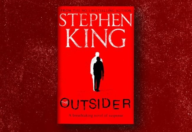 The Outsider: Booktrailer