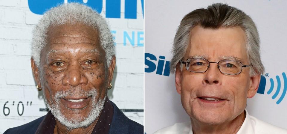 Morgan Freeman presentará a King