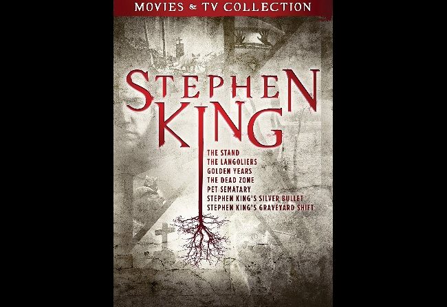 Stephen King TV and Film Collection