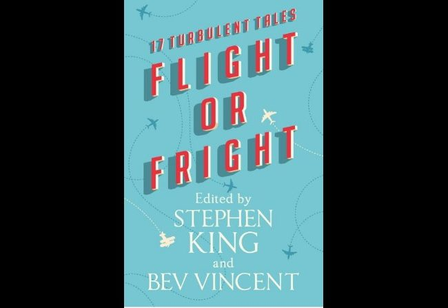 Flight or Fright: La portada inglesa