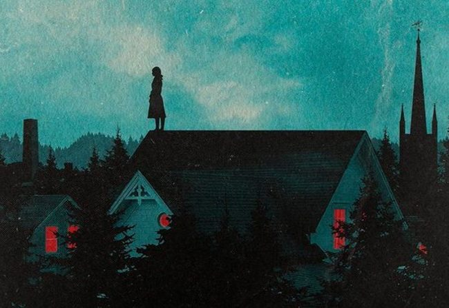 Castle Rock: La Temporada 1 en Blu-Ray