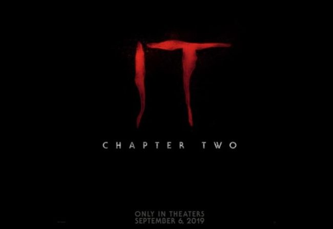 Finalizado el rodaje de IT Chapter 2