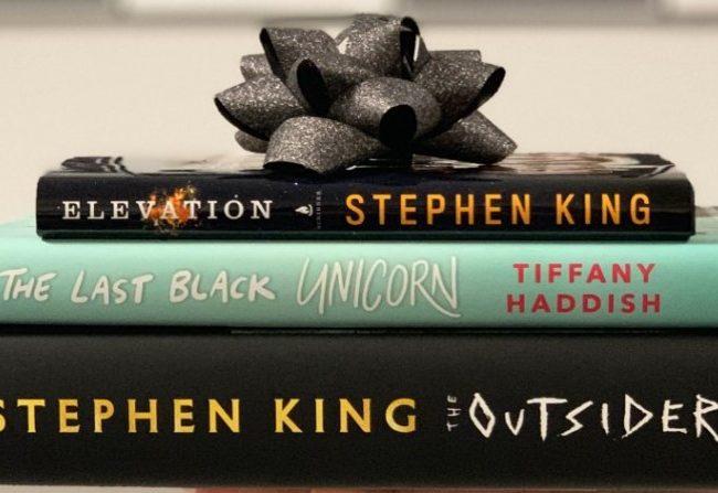 King: Ganador en los Goodreads Choice 2018